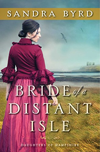 Image of Bride of a Distant Isle: A Novel (The Daughters of Hampshire)