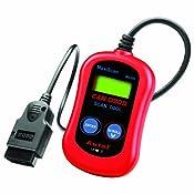 Maxiscan Diagnostic Scanner CAN Code Reader OBD2 EOBD OBDII MS300: Amazon.co.uk: Car & Motorbike
