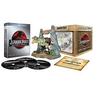 Jurassic Park Trilogie [Édition Ultime Collector Limitée - Blu-ray + Copie digitale]