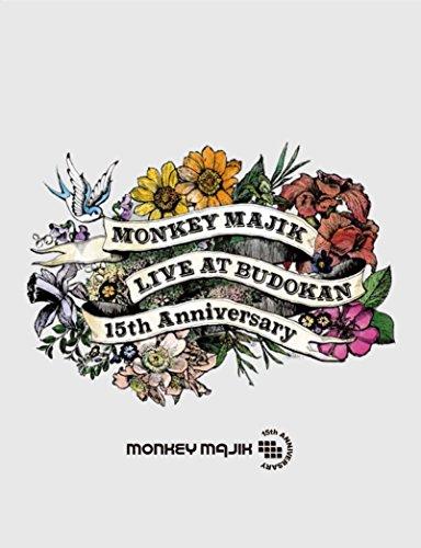 LIVE at BUDOKAN -15th Anniversary- (Blu-ray Disc+CD2枚組)