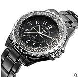 新掲載♪NEYファッション 女の腕時計 学生風 クリスマスプレゼント 2色 1点 白 女の子 【1点】