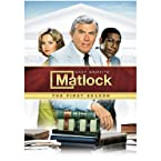 Matlock: Season 1 DVD Set