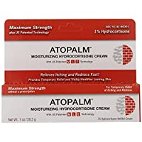 Atopalm Moisturizing Hydrocortisone Cream, 1 oz.