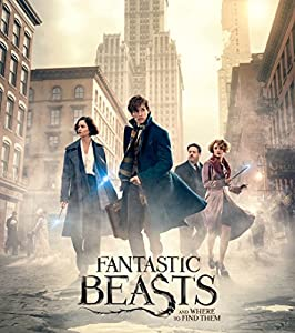 Fantastic Beasts and Where to Find Them (3D + Blu-ray + DVD + Digital HD + UltraViolet) by Warner Home Video