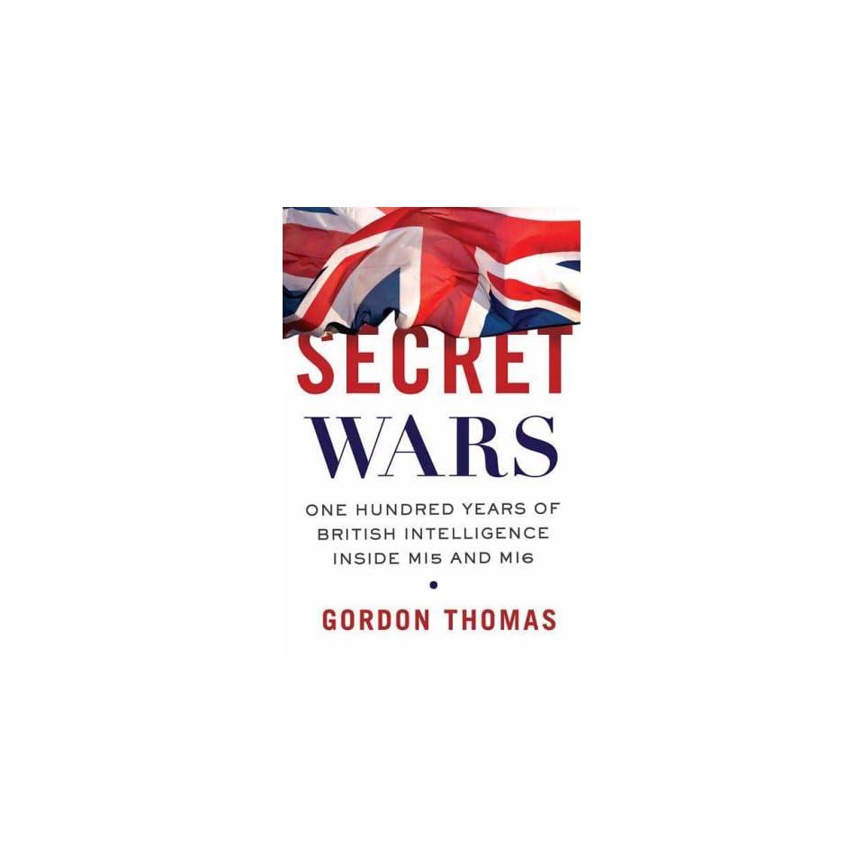 Gordon Thomas Gideons Spies Pdf