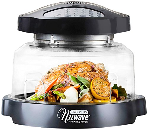 NuWave 20631 Oven Pro Plus, Black (Nuwave Oven Replacement Parts compare prices)