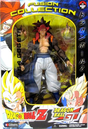 Picture of Jakks Pacific Dragon Ball GT - Fusion Collection 9