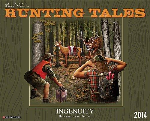 Buck Wear's Hunting Tales 2014 Calendar