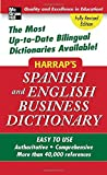 img - for Harrap's Spanish and English Business Dictionary (Harrap's Dictionaries) book / textbook / text book