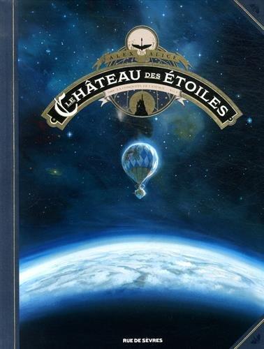 Le château des étoiles : 1869 à la conquête de l'espace : Tome 1 (grand format)