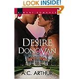 Desire Donovan Kimani Romance ebook