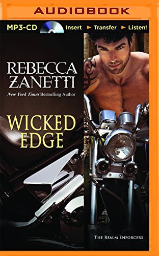 Wicked Edge (The Realm Enforcers) by Rebecca Zanetti (2016-04-12)