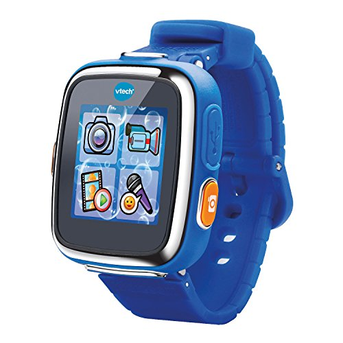 v tech - 171605 - Kidizoom Smartwatch Connect DX - Bleu