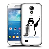 Head Case Magician Penguin Bizarre Animal Case For Samsung Galaxy S4 Mini I9190