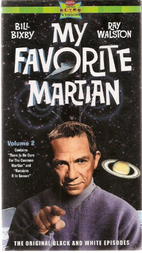 My Favorite Martian Vol. 3 [VHS] [Import]