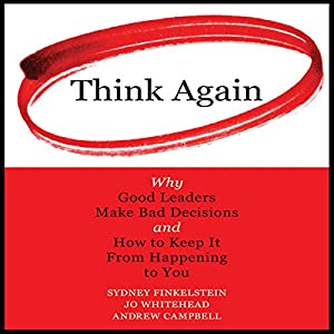 Think Again Audiobook