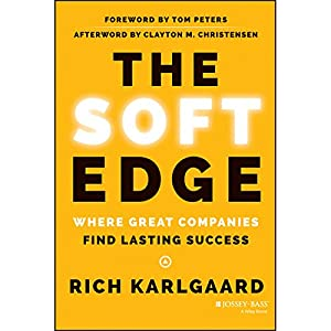 The Soft Edge Audiobook