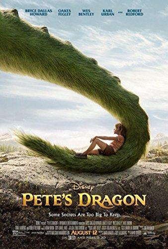 US版ポスター ピートとドラゴン Pete's Dragon ディズニー #...