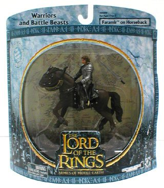 Lord of the Rings Armies of Middle Earth Faramir on Horseback