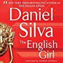 The English Girl: Gabriel Allon, Book 13 (       UNABRIDGED) by Daniel Silva Narrated by George Guidall