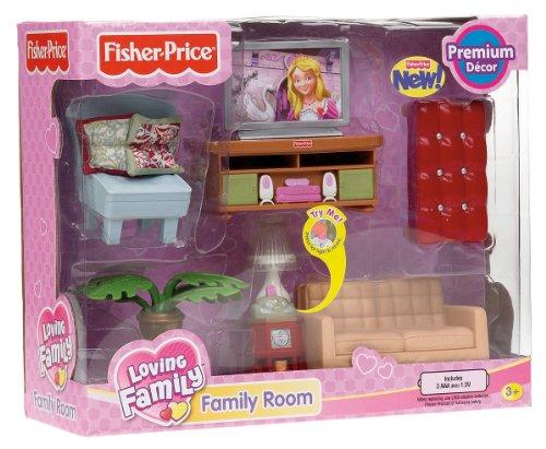 Fisher Price Loving Family Family Room Loving Family