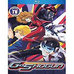 GoShogun The Complete TV Series [Blu-ray]