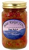 Pear Relish Set of 3 16 oz Jars