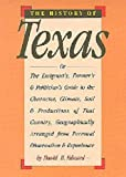 img - for The History of Texas (Fred H. and Ella Mae Moore Texas History Reprint Series) book / textbook / text book