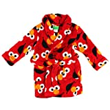 Elmo Toddler Red Bathrobe