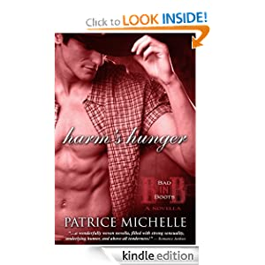 Free Kindle Book: Harm's Hunger, Cowboy Romance (Bad in Boots, Book 1), by Patrice Michelle. Publisher: Patrice Michelle (December 3, 2011)