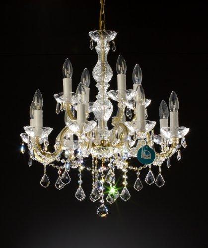 lustre-oe-12-avec-bras-spectra-r-cristal-swarovski-laiton-dore