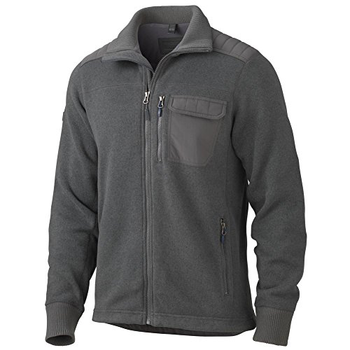 Marmot Backroad Jacket – Men's Slate Grey Medium