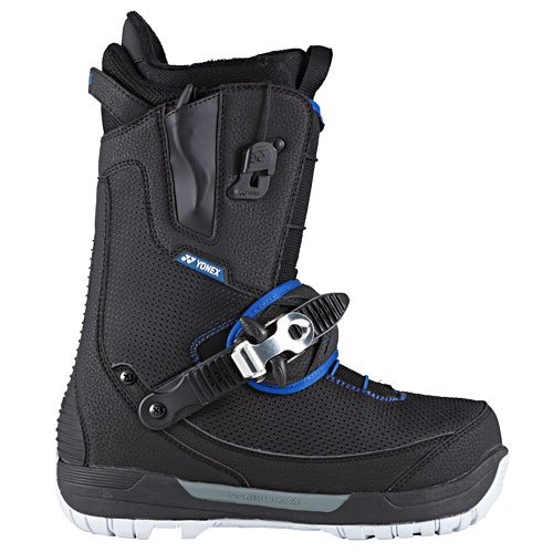 YONEX ヨネックス AERIO AB ブラック BTAEFS14 スノーボード ブーツ ステップイン メンズ(ブラック/27.5) [その他]