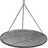 Grillrost Schwenkgrill Edelstahl 60 cm Durchmesser