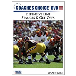 Defensive Line Stances & Get-Offs