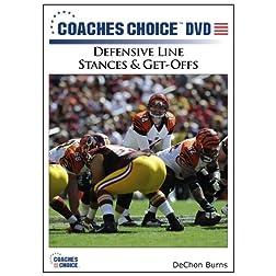 Defensive Line Stances & Get-Offs