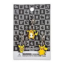 Pichu Pikachu Raichu Pokémon Minis (Evo 3 Pack)