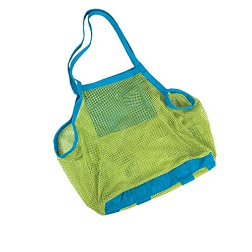 SySrion Brand New Sand Away Beach Mesh Bag Tote (Swim, Toys, Boating. Etc.) Stay Away From Sand --Xl Size