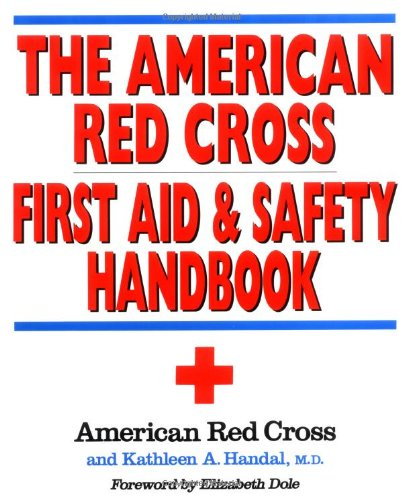 The American Red Cross First Aid and Safety Handbook (American Red Cross Cpr Book compare prices)