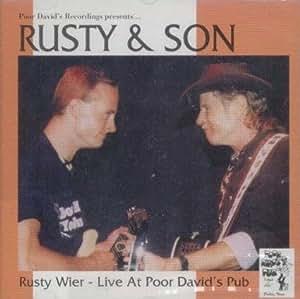 Rusty & Son: Live at Poor David's Pub