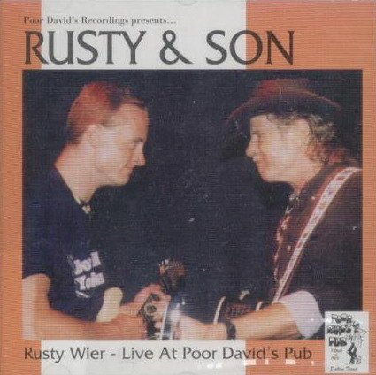 Rusty & Son: Live at Poor David's Pub