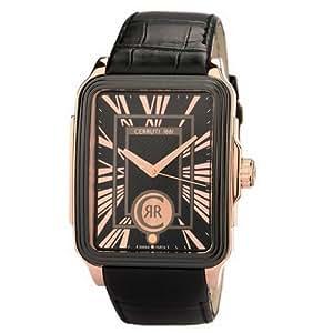 Cerruti 1881 Herren-Armbanduhr Carrare Rettangolare CRB021D222B