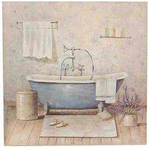 40646 clayre eef immagine quadro vasca da bagno - Quadri da mettere in bagno ...