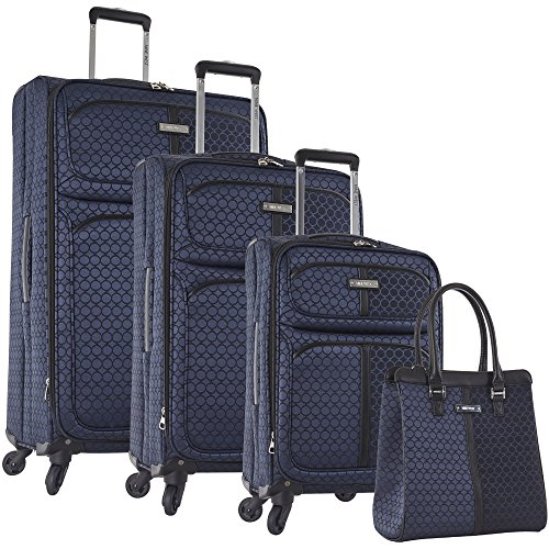 ninewest-an-adventure-4-piece-luggage-set-navy-black