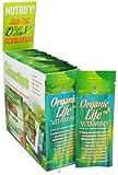 Natural Vitality - Liquid Revolution Organic Life Vitamins Organic Fruit Flavor - 30 Packet(s)