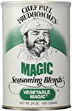 Chef Paul Prudhomme's Magic Seasoning Blends ~ Vegetable Magic, 24-Ounce Canister