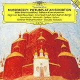 ムソルグスキー:組曲「展覧会の絵」、交響詩「はげ山の一夜」、他