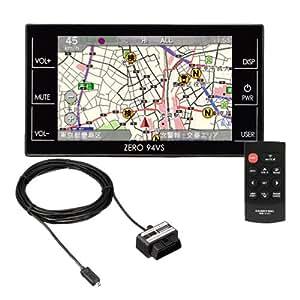 コムテック GPSレーダー探知機 ZERO 94VS+OBD2-R2 セット