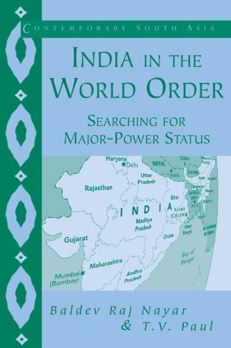 India in the World Order: Searching for Major-Power Status (Contemporary South Asia)