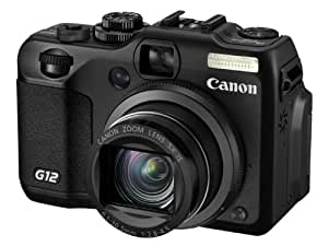 Canon PowerShot G12 Digital Camera (High Sensitivity 10 MP, 5x Zoom) 2.8 Inch Vari-angle Purecolor LCD - (Discontinued by Manufacturer)